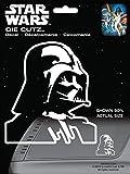 CHROMA 3940 Star Wars Darth Vader Die Cutz Decal