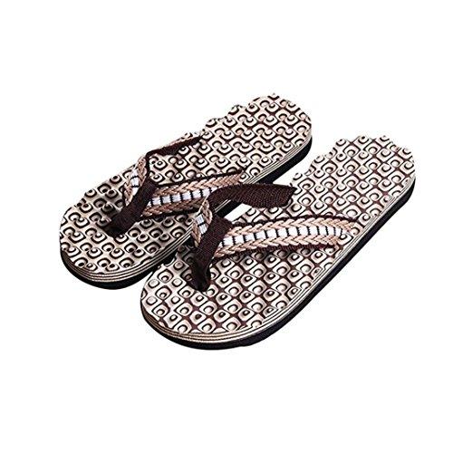 Chanclas Hombres Xinantime Zapatos de Hombre Sandalias de Verano Cómodas Chanclas de Masaje Zapatilla Masculina Chanclas Interiores y Exteriores