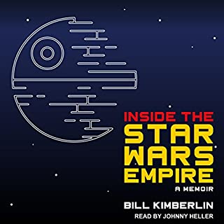 Inside the Star Wars Empire audiobook cover art