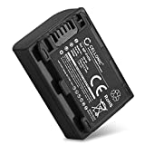 1500mah np-fv70 Sony videocámara hdr-pj780ve batería reemplaza