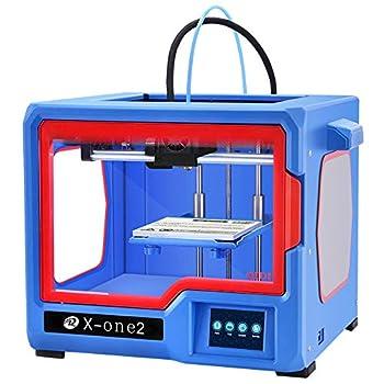QIDI Technology X-one2 Single Extruder 3D Printer Metal Frame Structure,Platform Heating