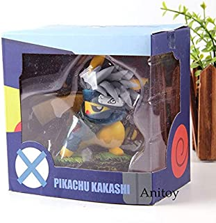 Cosplay Hatake Kakashi Action Figure PVC Collection Model Toys for Kids Boys Dolls Must Have Baby Items Friendship Gifts Girls Favourite Characters Superhero Birthday Children Immaginaton World