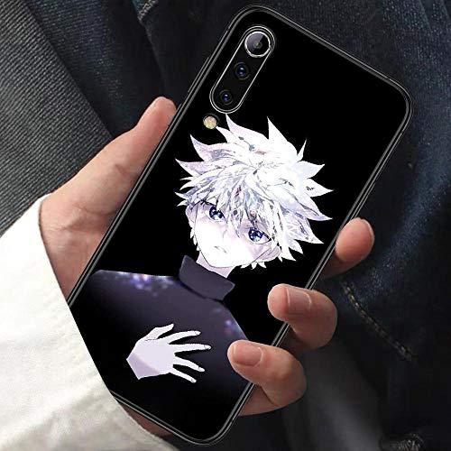 Hunter X Hunter Anime Coque pour Iphone 6 Iphone 6s,Dos en Verre Trempé H×h-Photo_Color_6plus/6splus