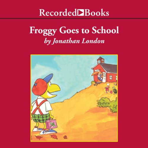 Froggy Goes to School cover art