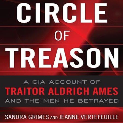 Circle of Treason audiobook cover art