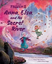 disney frozen elsa's book of secrets
