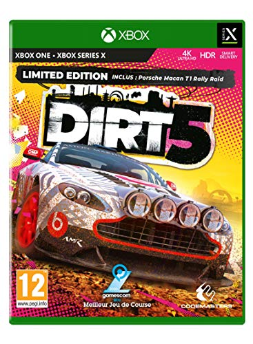 Photo de dirt-5-limited-edition-xbox-one-xbox-serie-x