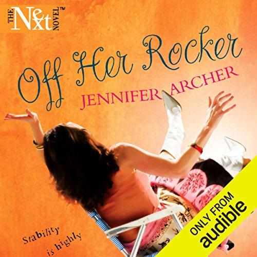Off Her Rocker audiobook cover art