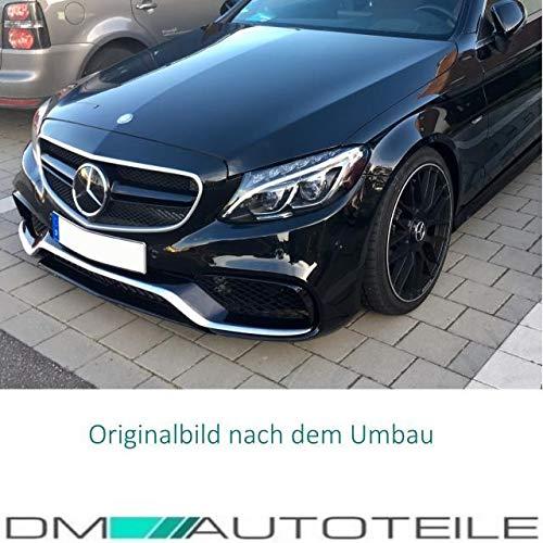 51GbYlrubTL - DM Autoteile Stoßstange vorne +Grill+ Zubehör passend für C-Klasse S205 W205 C63 15>