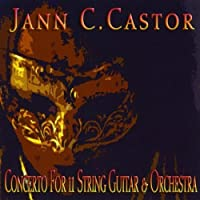 Concerto for 11 String Guitar & Orchestra