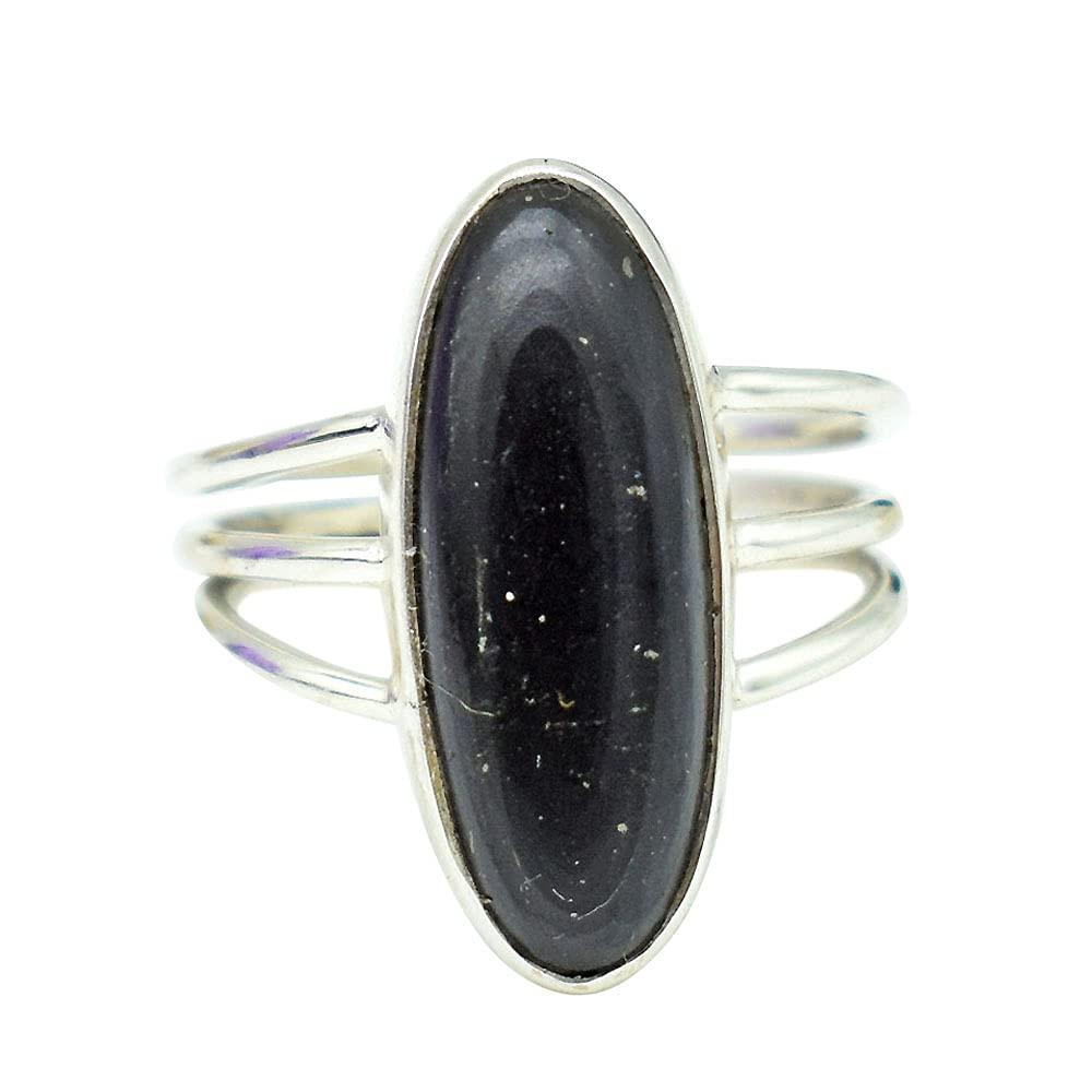 Natural Max 49% OFF Shungite Ring Handmade Wonderful Sale price Rings