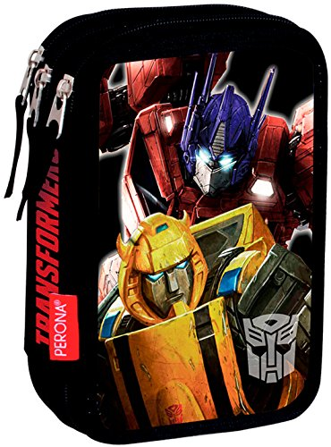 Astuccio Transformers Triple 44pezzi