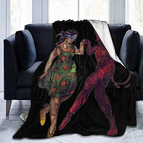 venty Trouble Ray Lamontagne Ultra-Soft Micro Fleece Throw Blanket para sofá/Sala de Estar/cálidas Mantas de Felpa de Piel de Invierno