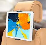 Bovon Soporte Tablet para Coche, Soporte de Tablet para Reposacabezas de Coche, Giratorio 360° Universal para Asiento Trasero Soporte, para iPad Air/Pro, iPhone 11 Pro Max/XS MAX/X, Nintendo(5.5'-13')