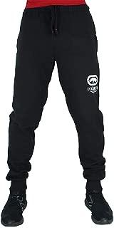 Ecko Hombre Algodón de Diseño Jogger Chándal Pantalones de Chándal, Negro, Azul, Gris