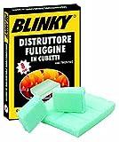 Distruttore Fuliggine Blinky P/Stufe Carb/Legna 8 Cubi