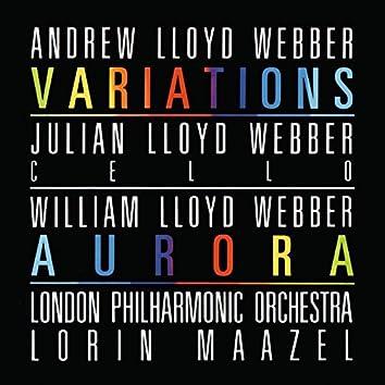 Lloyd Webber: Variations / William Lloyd Webber: Aurora