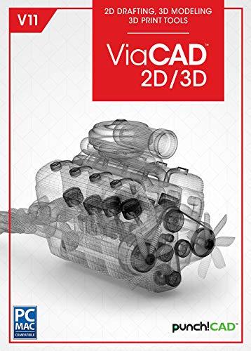 ViaCAD 2D/3D V11 [PC Download]