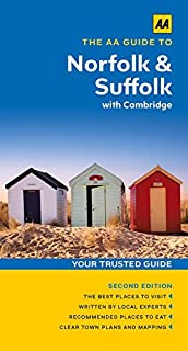 The AA Guide to Norfolk & Suffolk (Travel Guide) by AA Publishing (2016-03-15)