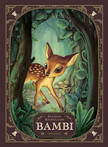 Bambi, una vida en el bosque (Clásicos ilustrados)