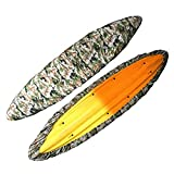 Professionelle Kajak Abdeckung 2.1m-6m Kanu Boot Wasserdicht Uv Staub Lagerung Abdeckung Schild Kajak Boot Kanu Lagerung Abdeckung -