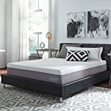 Slumber Solutions 12-inch Gel Memory Foam Choose Your Comfort Mattress Plush Queen