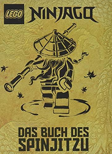 LEGO® NINJAGO® – Das Buch des Spinjitzu (Jubiläumsausgabe)