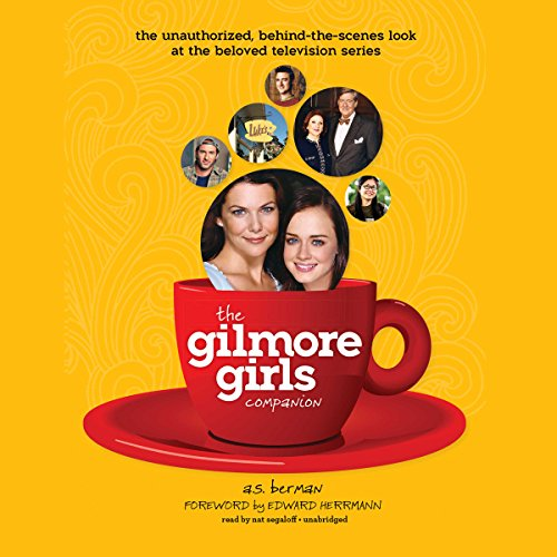 The Gilmore Girls Companion audiobook cover art