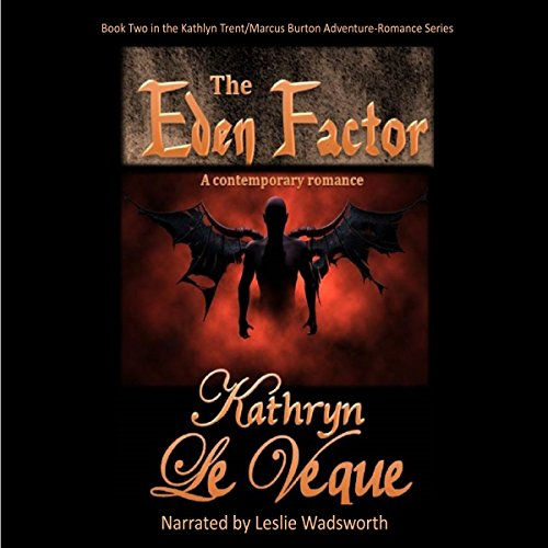 The Eden Factor audiobook cover art