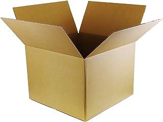 ボックスタウン ダンボール(段ボール箱)160サイズ10枚入り 【55×55×高さ40㎝】引越し・配送・保管用DB-16002C (10) 強化材質
