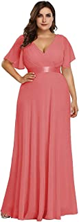 Best coral evening gowns Reviews