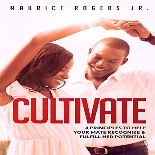 Cultivate audiobook cover art