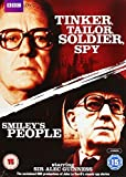 Tinker Tailor Solider Spy & Smiley's People by Alec Guinness(2011-08-22)