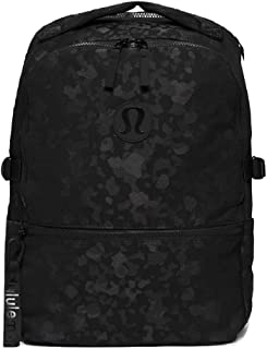 "LULULEMON Lightweight New Crew fits 15"" laptop Backpack 22L Gym Travel School - Camo"