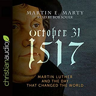 October 31, 1517 audiobook cover art