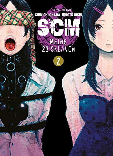 SCM - Meine 23 Sklaven, Band 2 (German Edition)