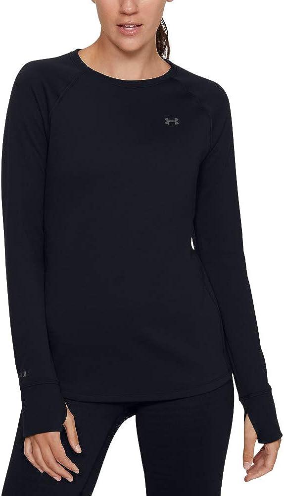Under Armour Max 75% OFF Women's Base 4.0 T-Shirt OFFicial shop Crew-Neck
