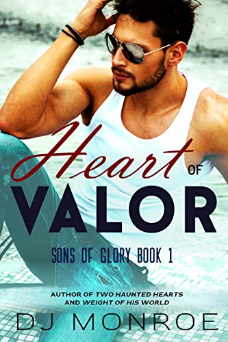 Heart of Valor: Gay Romance (Sons of Glory Book 1) (English Edition)