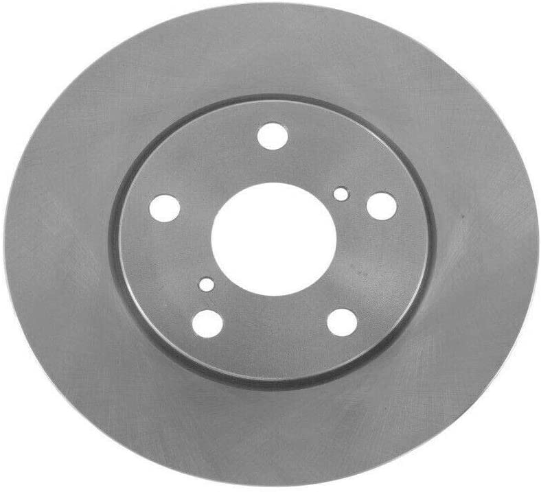 Front Left or Right Tulsa Mall Vented Coated Compatible wi Brake Disc Rotor Boston Mall