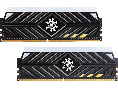 XPG Spectrix D41 TUF Gaming Limited Edition RGB 3200MHz 16GB (2x8GB) CL16-20-20 288-Pin PC4-25600 CL16-20-20 Desktop U-DIMM Memory Retail Kit Black (AX4U320038G16A-DB41)