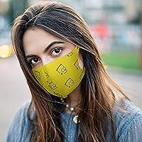 フェイスマスク ザ・シンプソンズ 洗える PANMAX 冷感 呼吸しやすい スポーツ 通気 ひんやり 繰り返し使える 快適