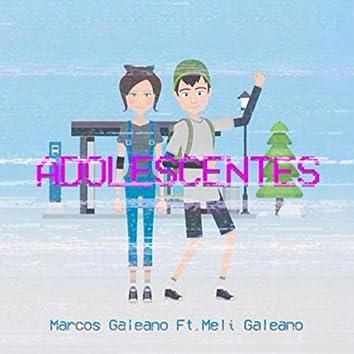 Adolescentes (feat. Meli Galeano)
