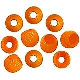 プラループエンド(10個入) 25mm 38オレンジ