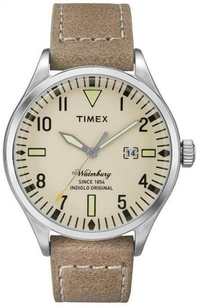 Max 68% OFF Timex TW2P83900 Spasm price Wristwatch Men's