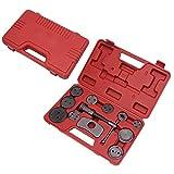 PR Kit de herramientas de reparación de la bomba del coche 12pcs universal pistón de freno del freno de disco automático de precisión del calibrador del viento Volver Tool Kit pastillas de freno del f