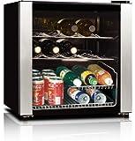 midea WHS-64W 16-Bottle Wine Cooler