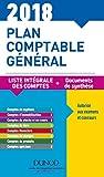 Plan comptable général 2018 - Plan de comptes & documents de synthèse (dépliant séparé)