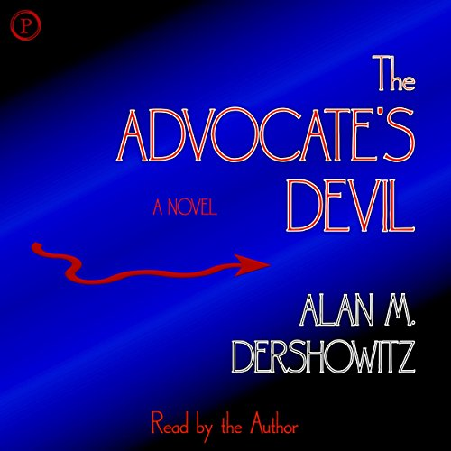 The Advocate's Devil audiobook cover art