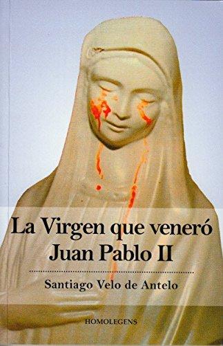 La virgen que veneró Juan Pablo II: los milagros de la Madonnina, que, adquirida en Medjugorje, llora sangre en Civitavecchia