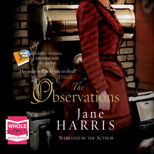 The Observations audiobook cover art